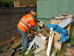 waste removal whitchurch